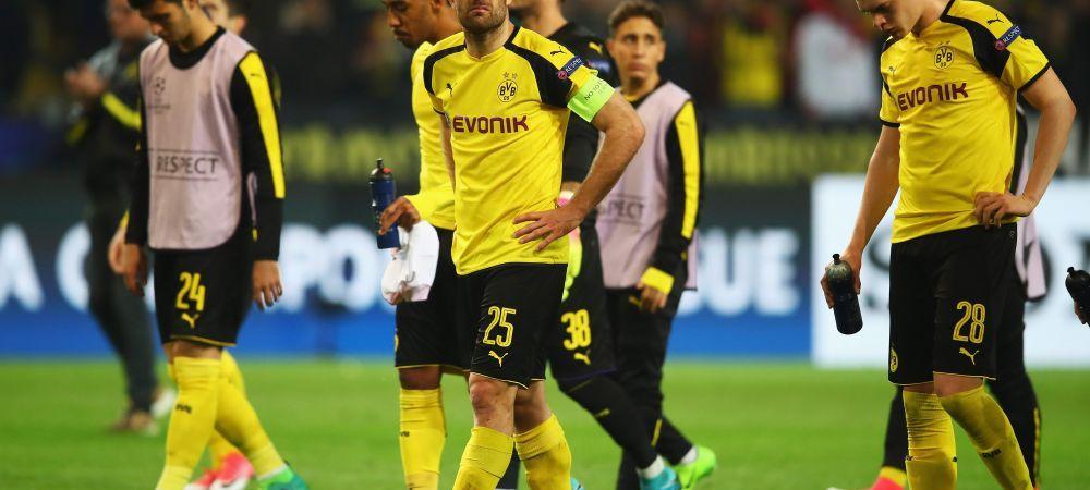"""Jucatorii lui Dortmund, OBLIGATI de UEFA sa joace cu Monaco: """"Ma simt ca un animal! Cine se poate gandi la fotbal acum?"""""""