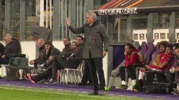 Aparitie SOC in tribune la Anderlecht - United! Romanul invitat de Mourinho la meci s-a plictisit! FOTO