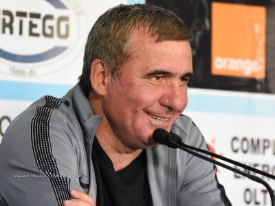 "Hagi ironizeaza o decizie care ar putea favoriza Steaua in lupta la titlu: ""Domnilor, nimic nu e intamplator!"""