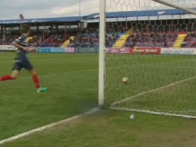 Faza rara in fotbal! Barbut a ratat cu poarta goala la Targu Mures! Cum s-a dus mingea | ASA 0-0 Timisoara