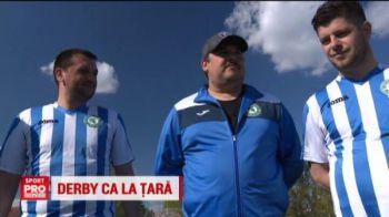 Bobonete il asteapta pe Multescu la Iazu! :) Echipa sa a avut DERBY pentru promovare! VIDEO