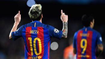 Barcelona a trecut cu greu peste socul de la Torino: victorie grea cu Sociedad, dupa un meci cu 5 goluri in 45 de minute. VIDEO