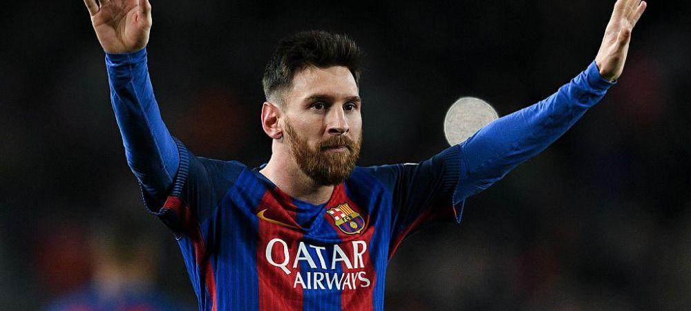 Cifrele care il fac pe Messi cel mai bun jucator din La Liga in acest sezon. Argentinianul, jucatorul care a castigat cele mai multe puncte