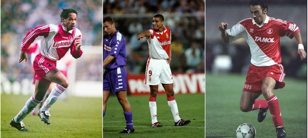 ECHIPA GOLGHETERILOR   Alibec ar putea calca pe urmele unora dintre cei mai buni atacanti din fotbal. Doi romani au jucat si ei la Monaco