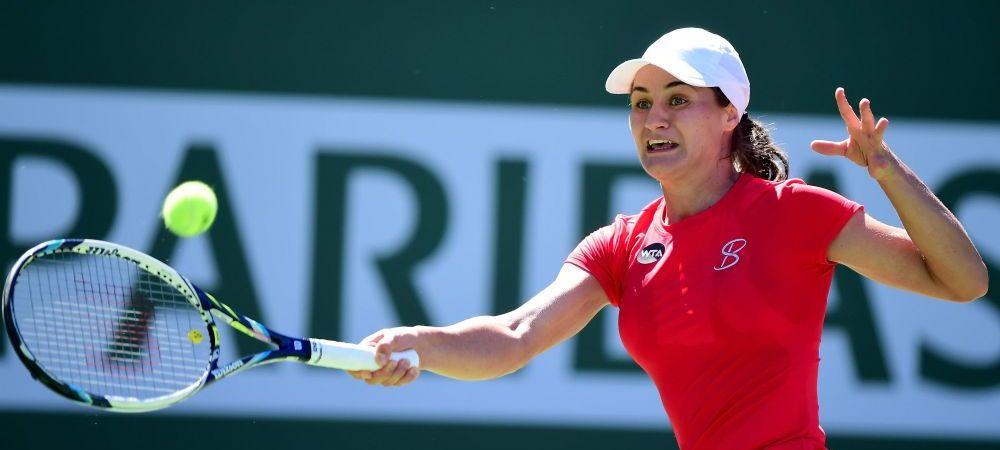 Monica Niculescu a invins-o pe Martina Hinggis! Jucatoarea romanca a castigat turneul de la Biel/Bienne