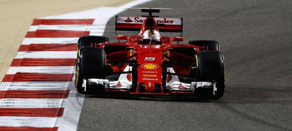 Sebastian Vettel a castigat MP al Bahrainului, Hamilton si Bottas pe podium! Cum a aratat clasamentul