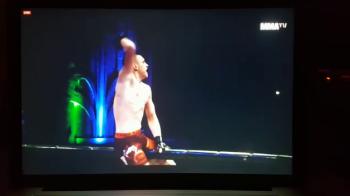 Debut INCREDIBIL pentru fiul de 17 ani al lui Zmarandescu in MMA! Victorie ZDROBITOARE in 17 secunde! VIDEO