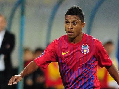 Iti mai amintesti de Leandro Tatu, brazilianul cu care Steaua ataca grupele Ligii Campionilor? Unde a ajuns sa joace acum