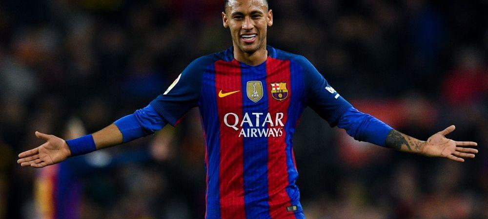 """""""Voi pleca de la Barcelona, vreau foarte mult sa joc acolo"""". Neymar vorbeste despre o mare tradare! Unde isi doreste sa ajunga"""