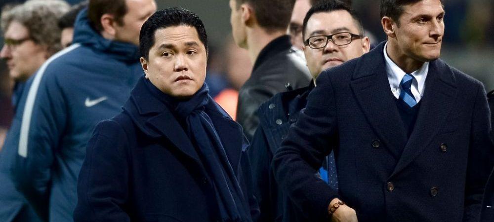 A inceput razboiul dragonilor in Serie A! Inter Milano isi ia super antrenor: 50 mil €, contract de nerefuzat!