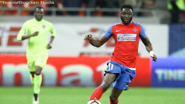 Prima reactie a lui Muniru, dupa ce a fost scos din lot pentru meciul cu CFR. Mijlocasul a vorbit in presa din Ghana