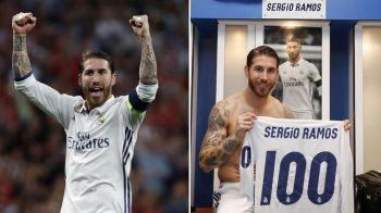 """Ramos s-a RAZBOIT cu Pique dupa victoria cu Bayern! """"Sa va aducem aminte de PSG?"""" Mesajul catalanului"""