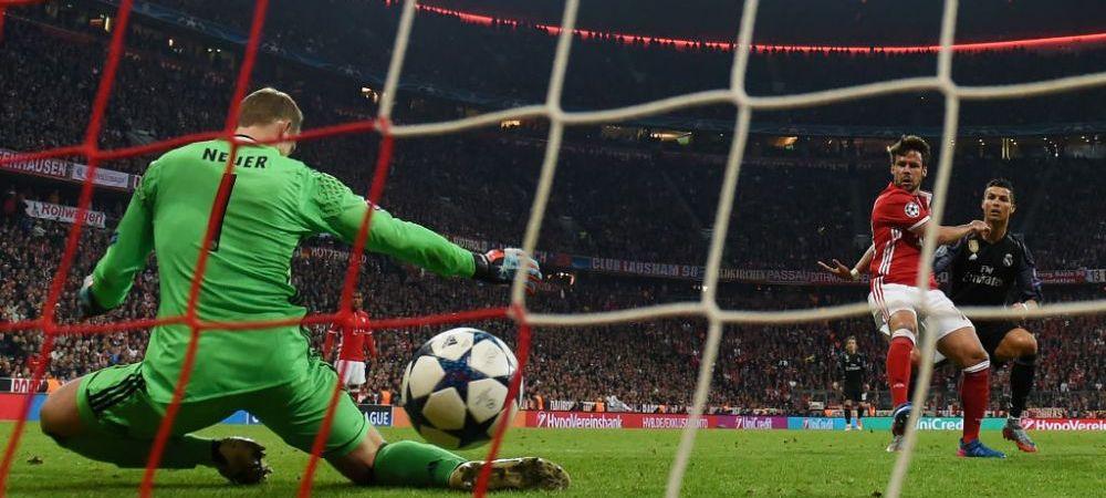Eliminare cu bataie lunga. Lovitura pentru Bayern, dupa infrangerea de pe Bernabeu: Neuer rateaza finalul de sezon