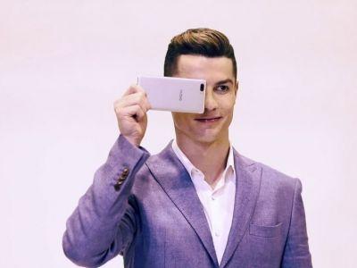 Vanzari record pentru telefonul lui Cristiano Ronaldo! Tot stocul a fost epuizat in mai putin de 1 minut! Cum arata si cat costa