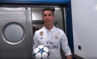 Momentul nevazut de la finalul meciului Real - Bayern. Ronaldo, aplaudat de colegi la intrarea in vestiar. VIDEO