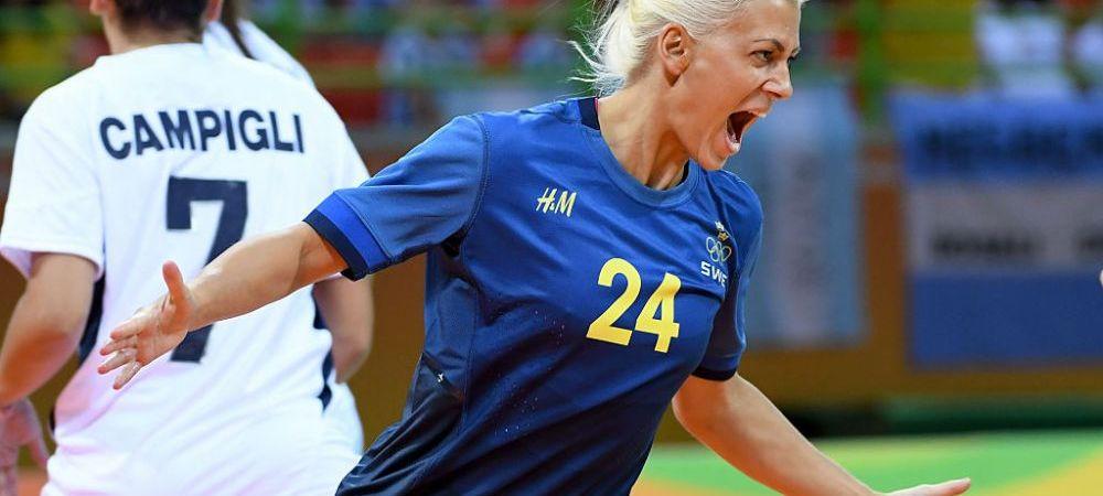 Lovitura dupa lovitura | Calificata in Final Four-ul Ligii, CSM Bucuresti continua transferurile: soseste cea mai buna suedeza in 2016