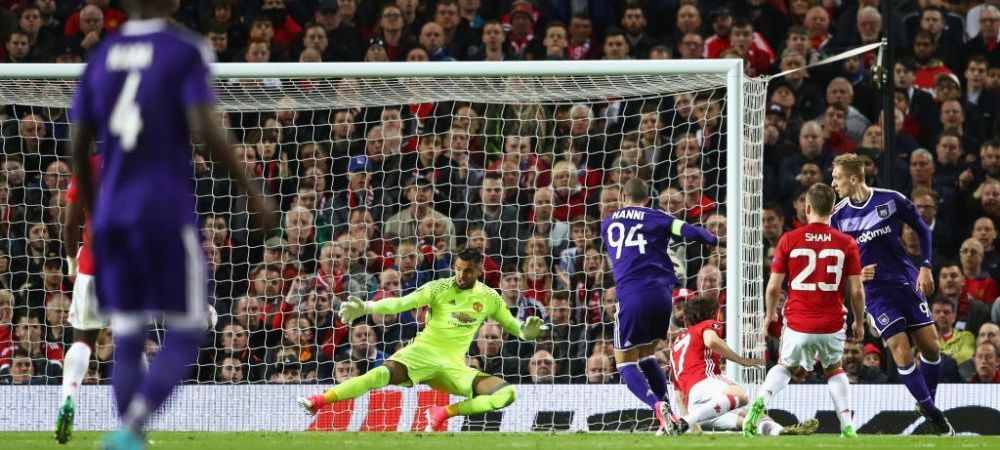Rashford o califica pe United in prelungiri! Man United 2-1 Anderlecht VIDEO | Lyon, calificare dupa 16 penalty-uri cu Besiktas | Ajax, calificare dramatica in prelungiri