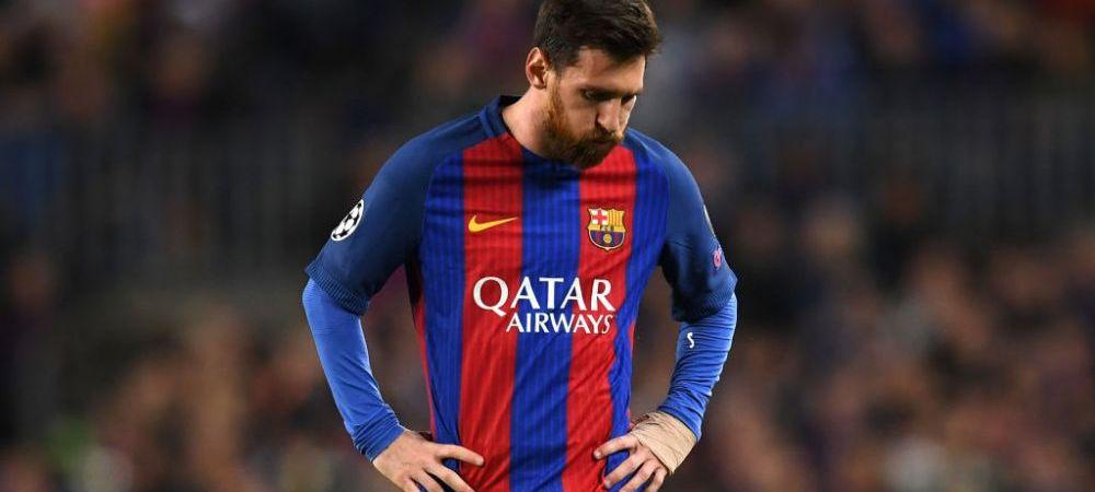 La nici 24 de ore dupa eliminarea din Liga, Messi are alte emotii: astazi afla daca va fi CONDAMNAT