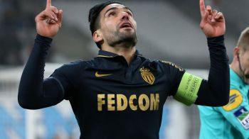 Instinct de tigru. Falcao, cel mai eficient jucator din istoria cupelor europene, dupa ce a calificat-o pe Monaco in semifinalele UCL. Cate goluri are