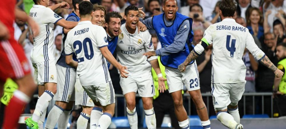 Adversara surpriza pe care Real Madrid vrea sa o EVITE in semifinalele Ligii! Motivele sunt neasteptate