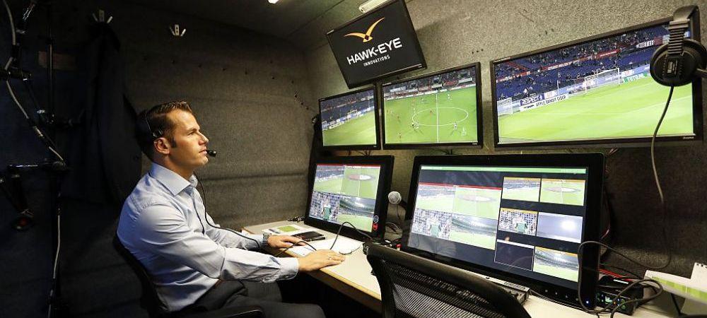 OFICIAL! Un campionat de TOP din Europa va folosi tehnologia video pentru reluari! Cum vor fi luate deciziile