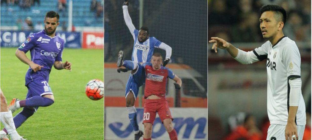 FC Caram Pianul. Top 10 cei mai constanti, dar subapreciati jucatori din Liga I