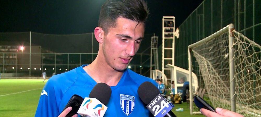"""Ivan, gol dupa 11 meciuri: """"Puteam sa castigam, ne batem pentru orice punct si pentru Cupa"""". Cui i-a dedicat reusita"""