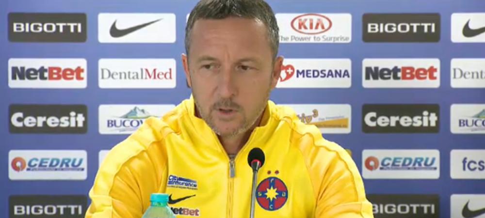 """Steaua cere suspendarea lui Filip pentru derby. Aroganta lui MM Stoica fata de dinamovisti: """"FLD in ADN"""" :))"""