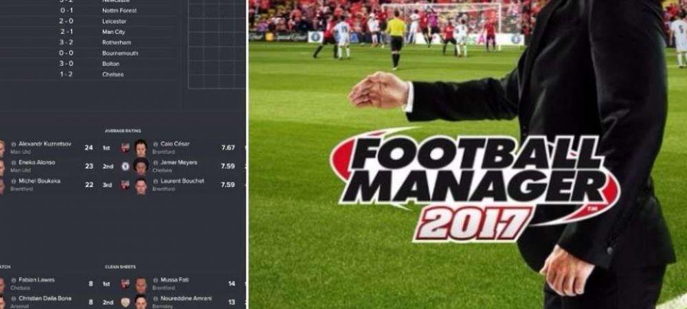 A simulat 100 de sezoane la Football Manager! O echipa de liga a 2-a ajunge CAMPIOANA LUMII