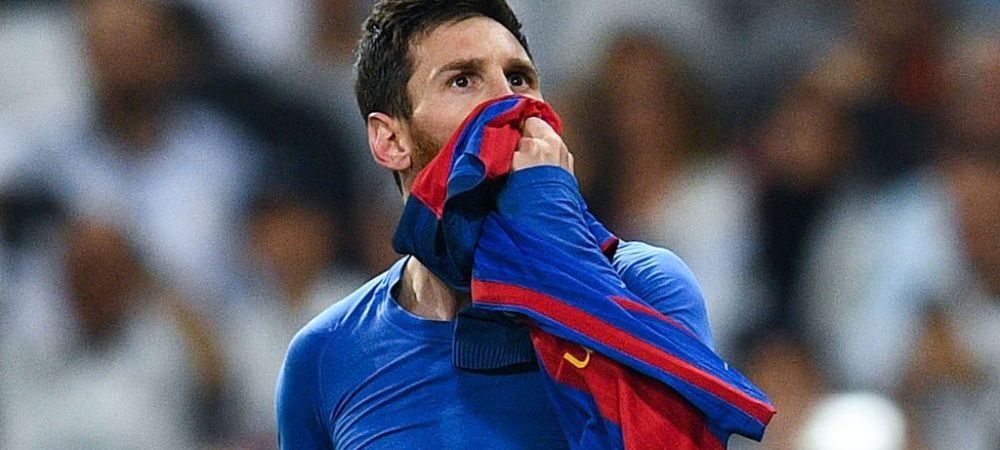 VIDEO INCREDIBIL! Messi a ramas fara un dinte dupa meciul cu Real! Ce s-a intamplat pe tunel inainte de repriza a 2-a