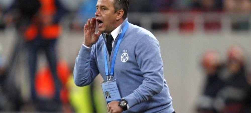 "Reghecampf a explodat dupa meci: ""Doua penalty-uri clare, Coltescu a vazut langa mine si nu a zis nimic"""