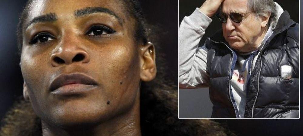 "Serena Williams i-a raspuns lui Ilie Nastase: ""Ma dezamageste sa aud astfel de comentarii rasiste!"""