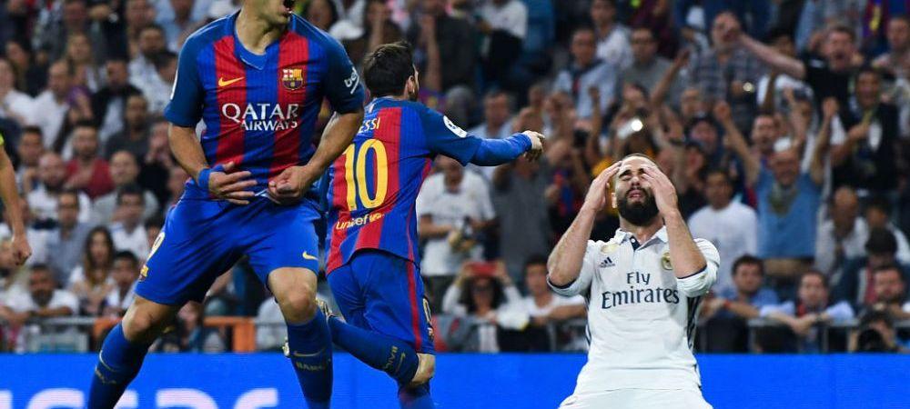 """Dezvaluirea facuta astazi! Ce i-a spus Carvajal in timpul meciului lui Suarez: """"Sa te uiti la Champions League la TV!"""""""