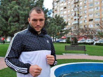 """BBC scrie despre romanul Mihai Nistor, singurul boxer care l-a facut KO pe Joshua: """"L-as putea bate si acum!"""""""