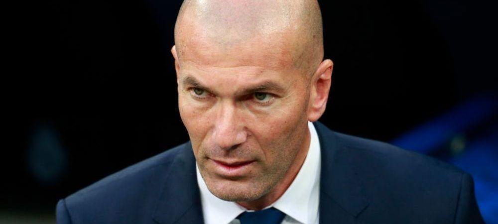 BOMBA! Real Madrid se gandeste sa-l inlocuiasca pe Zidane! Care este principala tinta a lui Florentino Perez