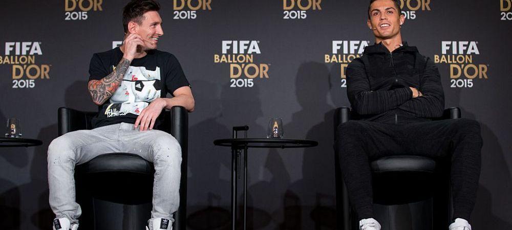 """""""Cea mai frumoasa femeie din lume"""" s-a intalnit duminica seara cu Messi si Ronaldo! Ce a raspuns cand a fost pusa sa aleaga dintre cei doi"""