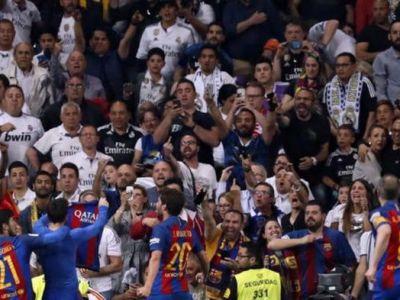 357 de abonamente RETRASE astazi de Real Madrid, pentru suporterii care s-au bucurat la golul lui Messi