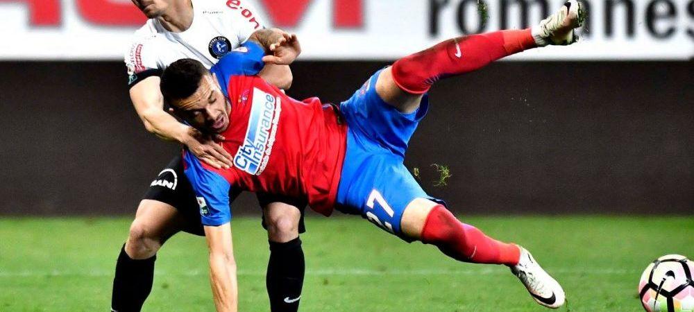 Steaua, Viitorul si Dinamo se bat pana in ultima clipa! Cum se poate ajunge la BARAJ si programul