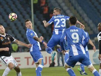 Mateiu, suspendat trei meciuri si amendat cu 5000 de lei dupa atacul DUR la Nistor