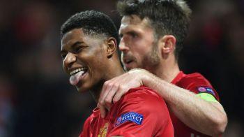 "A calificat-o pe United in semifinalele UEL si castiga 20.000 lire pe saptamana. Rashford: ""Maica-mea inca ma cearta cand joc fotbal in casa"" :)"