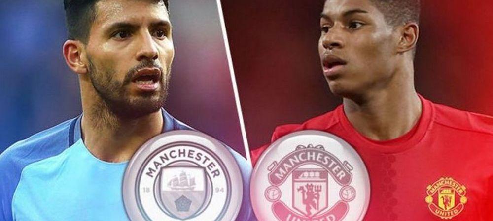MAN CITY 0-0 MAN UNITED! Mourinho obtine egalul dupa un moment de nebunie al lui Fellaini