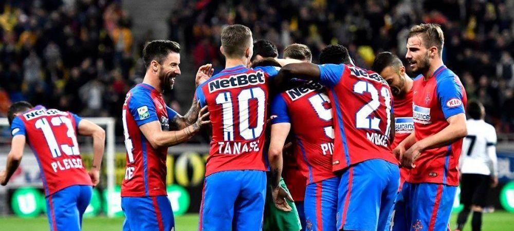 4 plecari de TOP de la Steaua! Lista din care Becali TAIE la finalul sezonului. Nume surpriza OUT din echipa