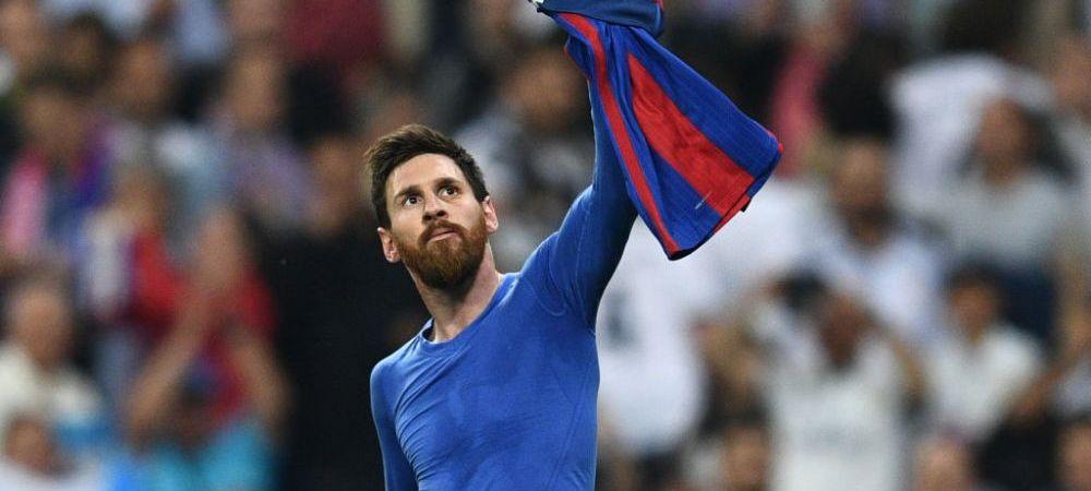 Fanilor Barcei nu o sa le placa asta! Messi a dezvaluit SINGURUL adversar caruia i-a cerut tricoul! S-a intamplat dupa un El Clasico