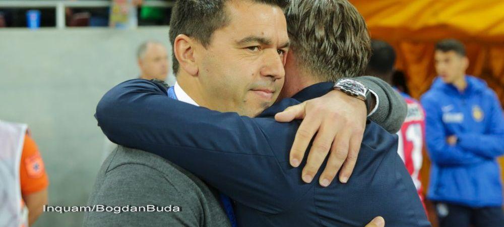 """""""Orice, dar sa nu-i facem campioni!"""" Ce le-a spus Contra jucatorilor inainte de derby-ul cu Steaua! Le-a interzis un lucru"""