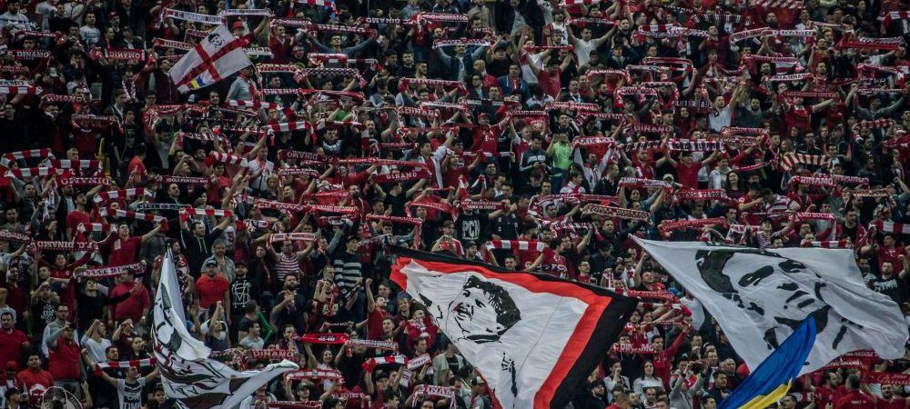 FOTO: Putini fani la case inainte de derby-ul Dinamo - Steaua! Cate bilete au fost vandute pana acum