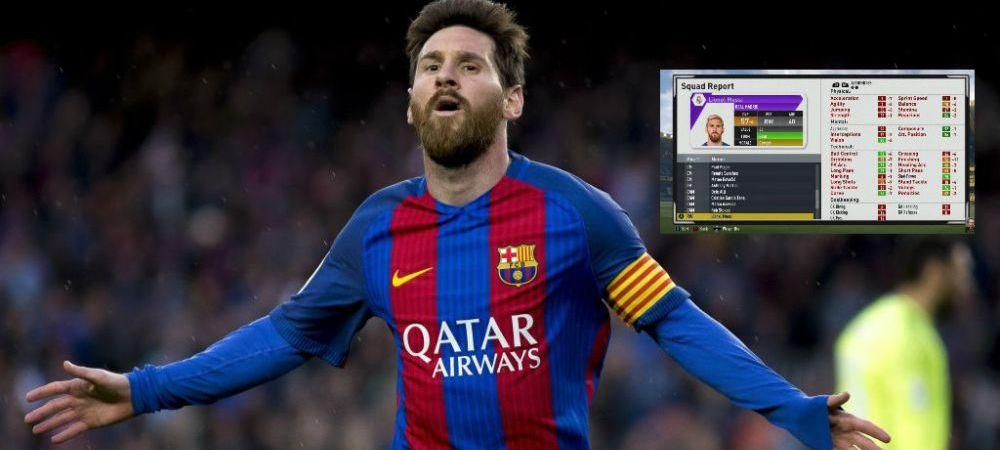 Fanii lui Messi nu vor dori sa-l vada asa! Ce se intampla cu Leo Messi cand are 40 de ani in FIFA 17