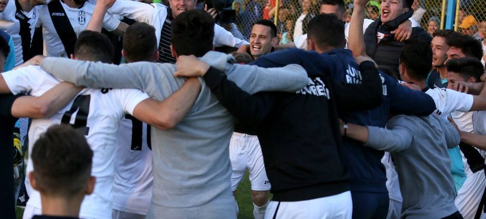 Prima echipa care a promovat matematic in Liga 1! Juventus Bucuresti si-a asigurat locul dupa etapa de astazi