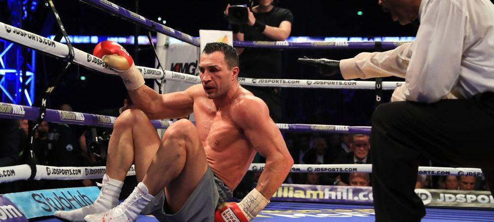 Klitschko si Joshua vor lupta din nou! Ce se intampla dupa KO-ul obtinut in runda a 11-a