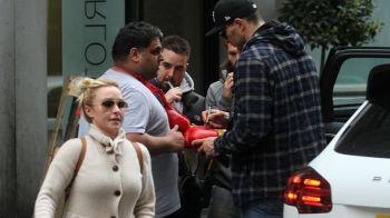 Prima iesire din casa a lui Klitschko dupa infrangerea DEVASTATOARE cu Joshua! Cum arata fata fostului campion mondial