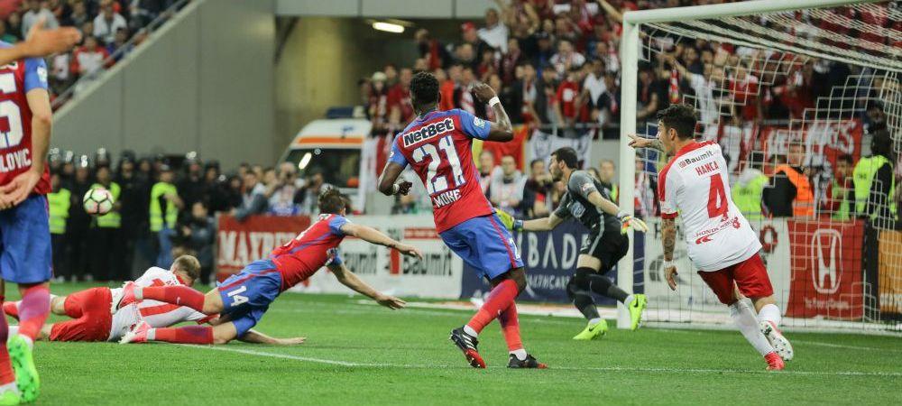 """""""Am jucat mult mai bine ca Dinamo! Nu cred ca a fost penalty!"""" Reactia lui Florin Nita dupa derby"""